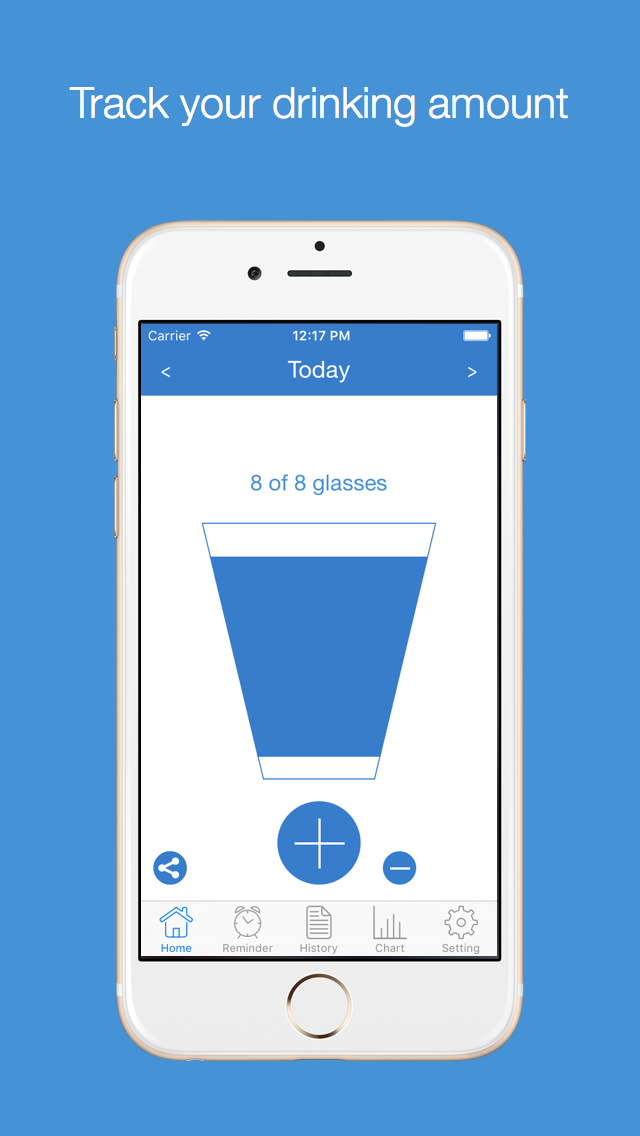 DrinkMore – Drinking Water Alert and Hydration Monitor (iOS