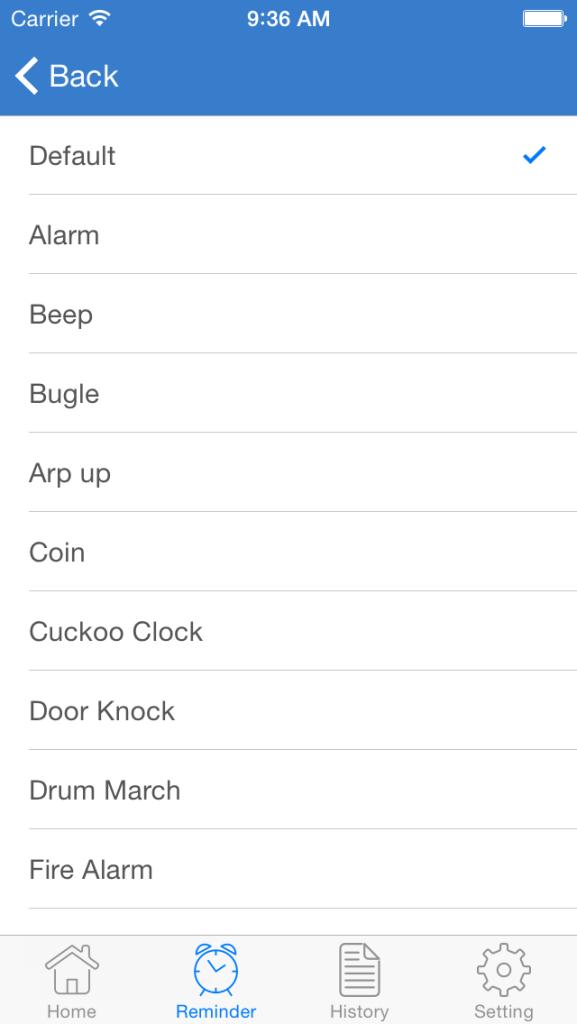 Sound Select